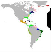 1538 - Americas