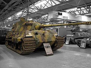 File:300px-Bovington Tiger II grey bg.jpg