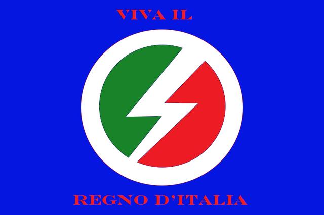 File:New fascist italian flag.png