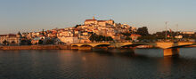 Sunset Light on Coimbra (10249113315)