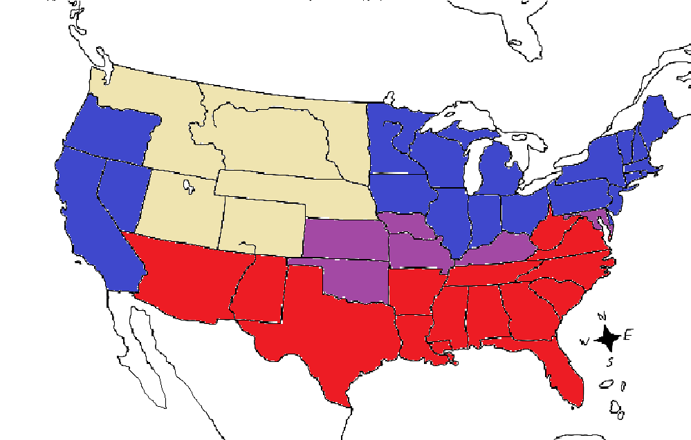Image US Civil War Mappng Alternative History FANDOM - Map of the us in the civil war