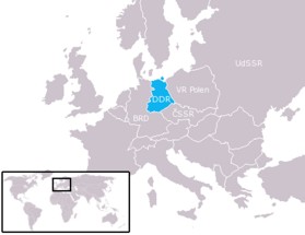 DDR-Europe