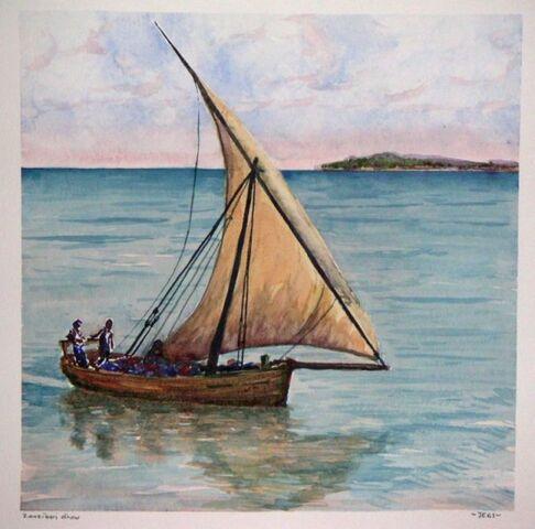 File:Dhow in Zanzibar.jpg