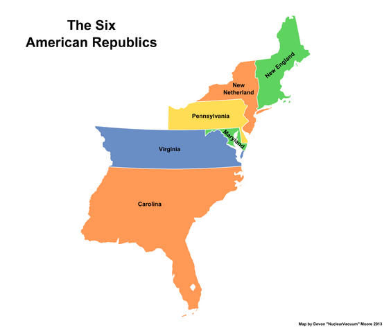 File:Map of the American Republics (13 Fallen Stars).png