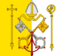 Flags of the Vatican