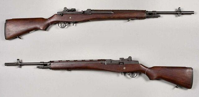 File:800px-M14 rifle - USA - 7,62x51mm - Armémuseum.jpg