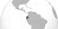 Ecuador (America Takes All Lands From Mexico And Ottoman Empire)