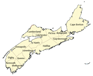 Counties of NovaScotia DownDifPath Labeled