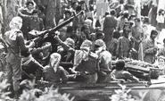 I.A troops in Baghdad