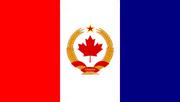 Republic Canada flag