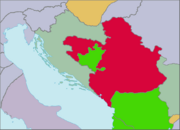 1983DDyugoslavwarstartmap