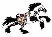 Inuit Horse