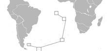 Location Saint Helena NAV
