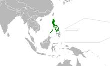 Location of Philippines (Myomi)