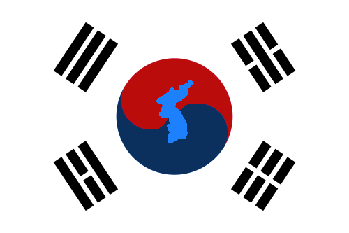 File:500px-Flag of Korea.png