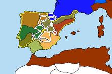Hispanian Empire 760