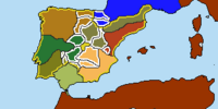 Hispanian Empire (Fall of Constantinople 675AD)
