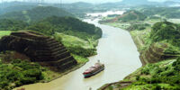 Panama Canal (A Different History)
