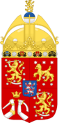 Kingdom of finland coat of arms by fenn o manic-d5dz9c9.png