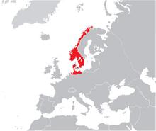 Denmark Single NW