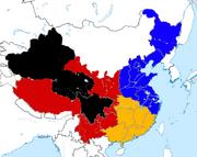 Four States China