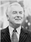 Gough Whitlam prime minister