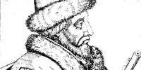 Vasili III of Moscow (Tudor Line)
