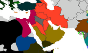 Division-of-arabia-caliphate