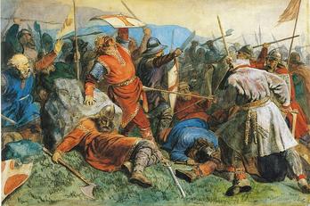 Battle of Haugar