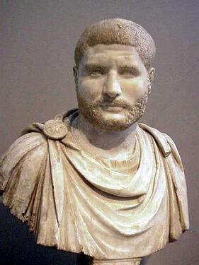 Emperor HOratius