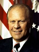 Gerald Ford, official Presidential photo