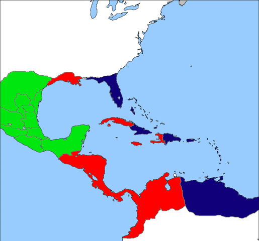 File:Maya-Rome and Second Great Alliance in 600 AD.png