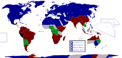 A World of Difference Nuclear Weapons Map