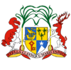 429px-Coat of arms of Mauritius