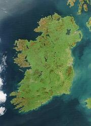 Ireland (MODIS)