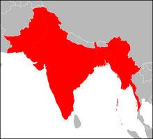 UnitedProvincesIndia Location
