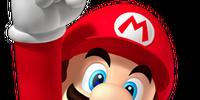 Mario (Ohga Shrugs)