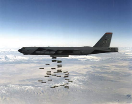 Operation Enduring Liberty B-52 2001