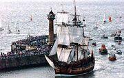 HMS Bark Endeavour2