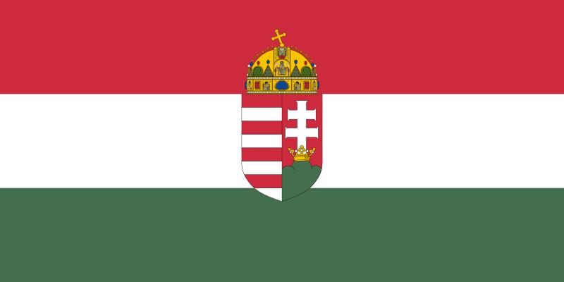Resultado de imagen de hungria bandera