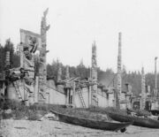 Haida Houses