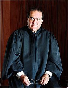 225px-Antonin Scalia, SCOTUS photo portrait