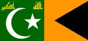 Flag of the Bahmani Sultanate (PMIV)