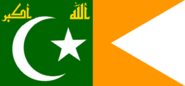 Flag of the Bahmani Sultanate (PMIV)