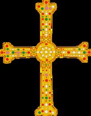 Magdalenean Cross