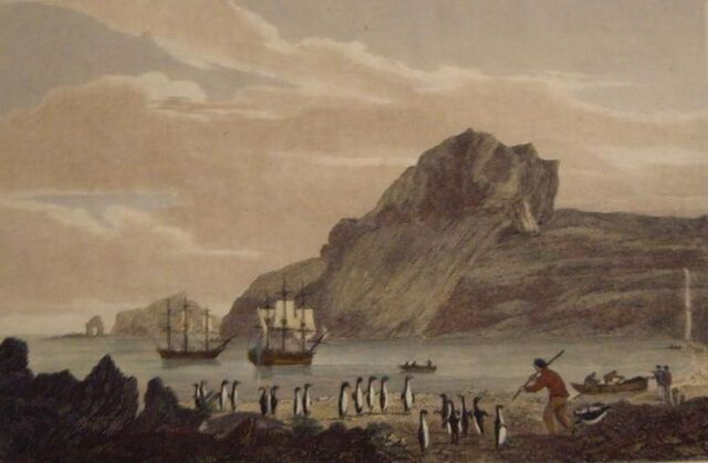 File:800px-Christmas Harbour Kerguelens Land, 1811.jpg