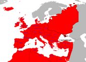 Location of Constantinopolis