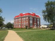Choctaw capitol museum