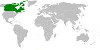 Canada (British Commonwealth)