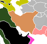 Persian Empire 1862 (Emancipation)
